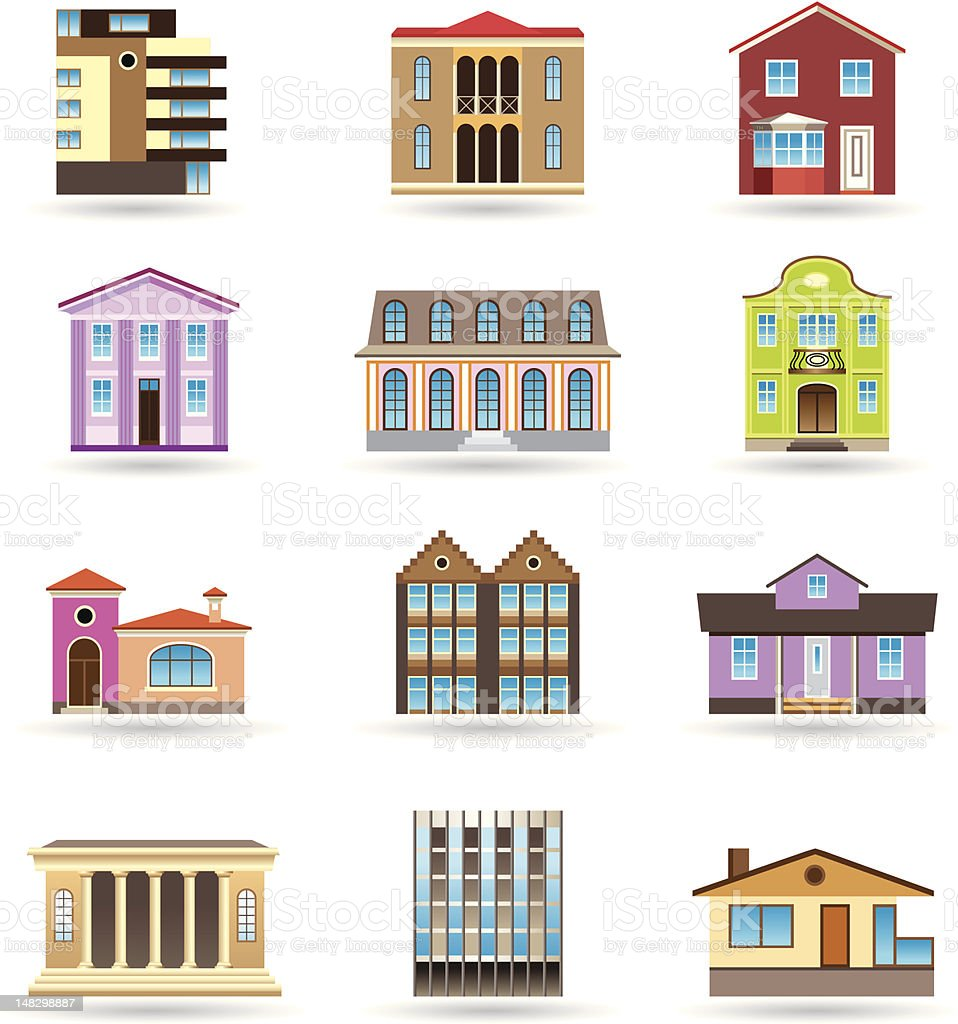 Different styles of houses for Different designs of houses