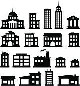 Buildings - Black Series