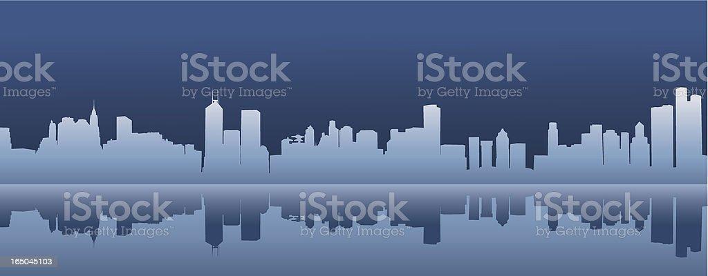 buildings2 royalty-free stock vector art