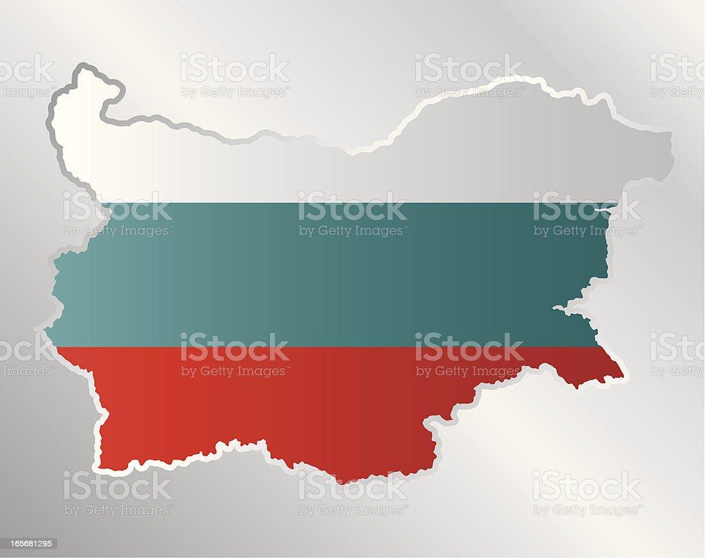 Bulgaria royalty-free stock vector art
