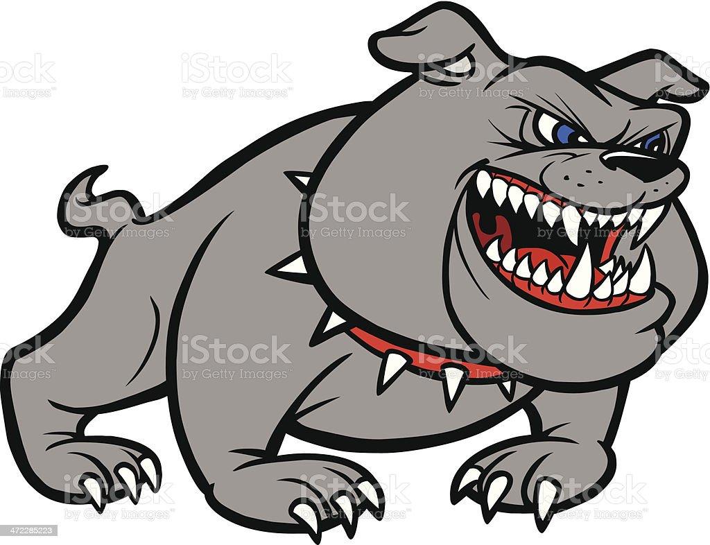 Bad dog clipart