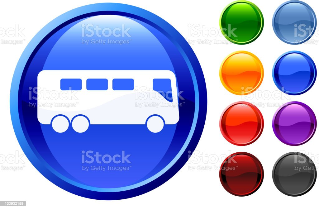 RV bus internet royalty free vector art royalty-free stock vector art