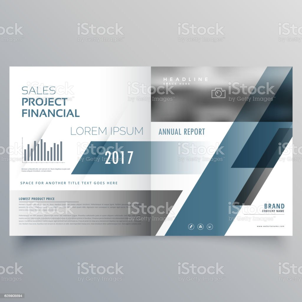 business brochure cover page design template stock vector art 1 credit