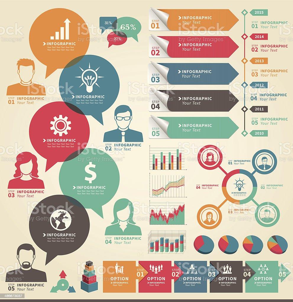 Business Concept vector art illustration