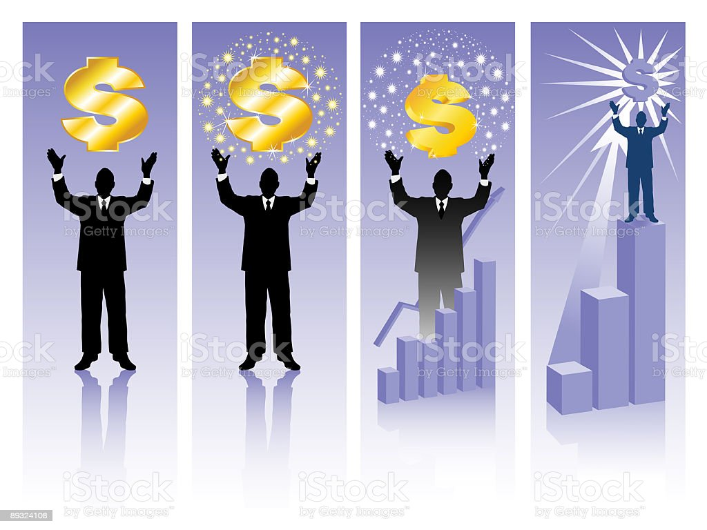 business concept royalty-free stock vector art