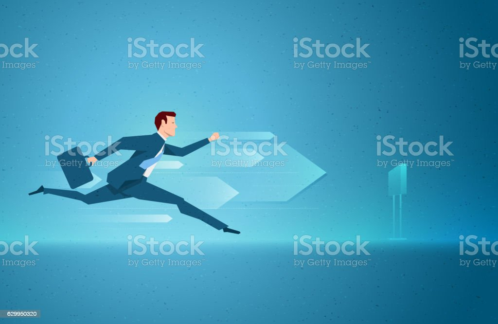 Business concept vector illustration vector art illustration