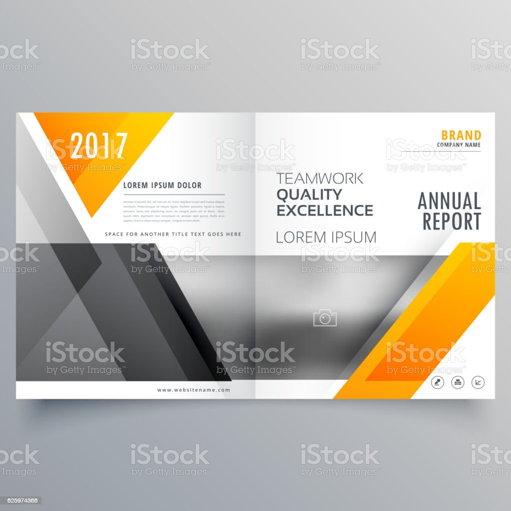 business cover page template layout brochure design abstrac 1 credit