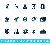 Business icons | Sanoma series