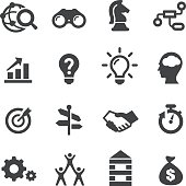 Business Solution Icons - Acme Series