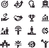 Business Success Icons - Acme Series