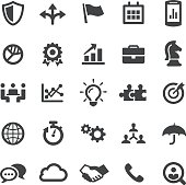 Business Team Icons - Smart Series