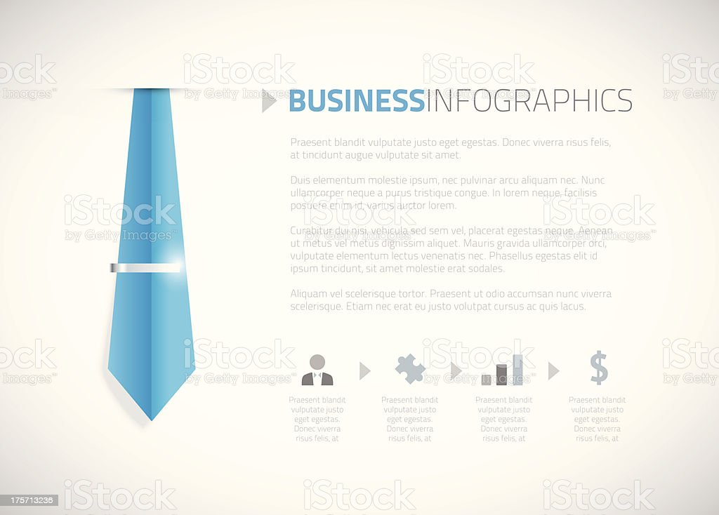 Business template brochure background vector royalty-free stock vector art