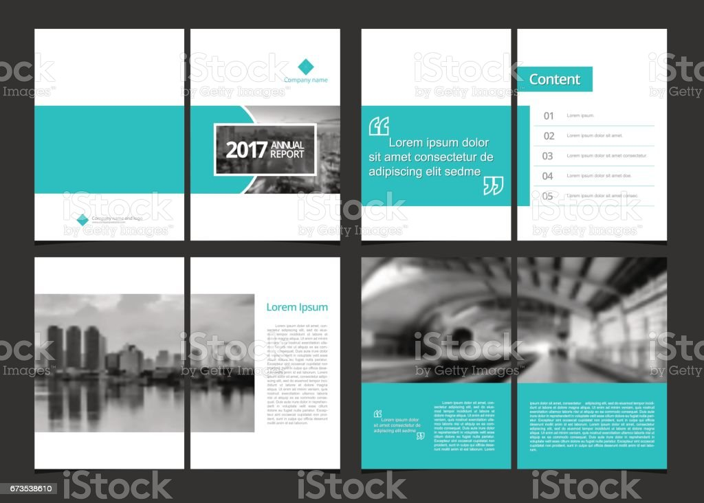 Business Template Cover Design For Annual Report Catalog Magazine – Sample Business Brochure