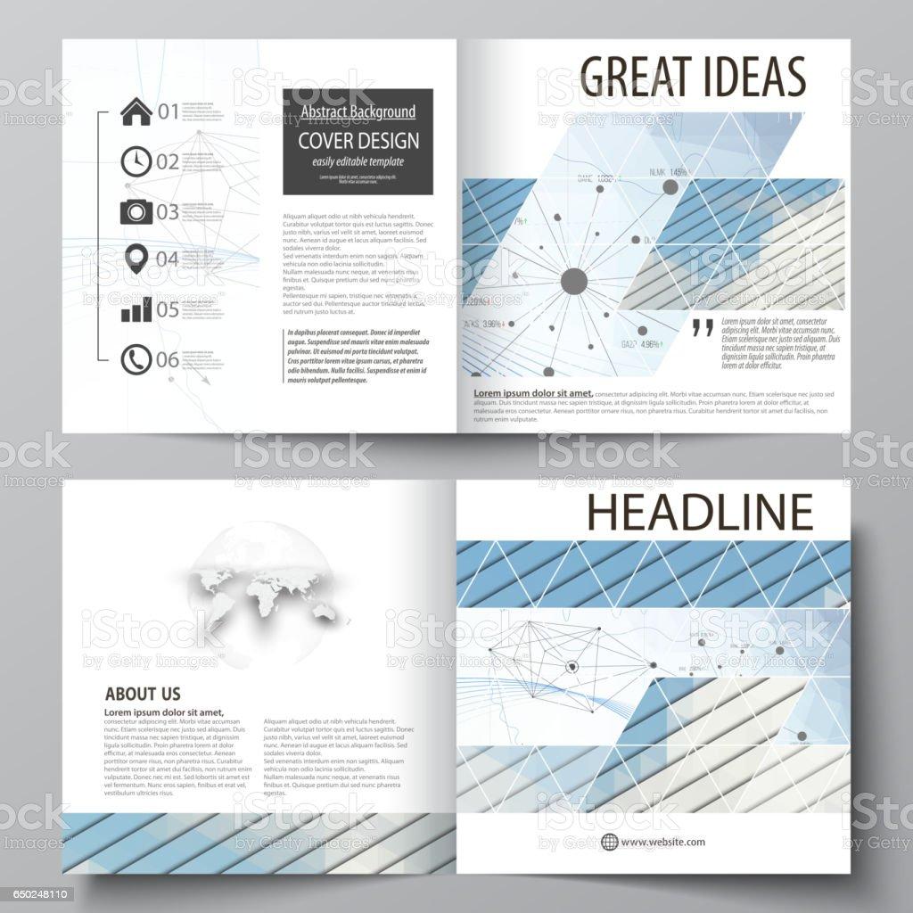 business templates for square design bi fold brochure flyer annual business templates for square design bi fold brochure flyer annual report leaflet cover