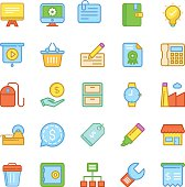 Business Vector Icons 3