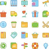 Business Vector Icons 8