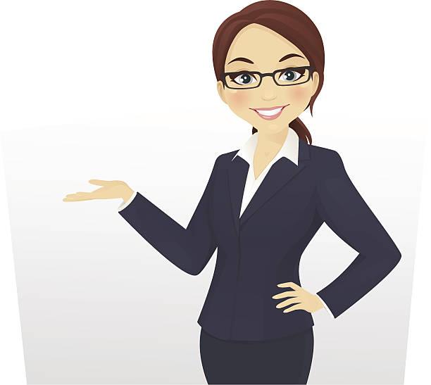 Secretary Clip Art, Vector Images & Illustrations - iStock
