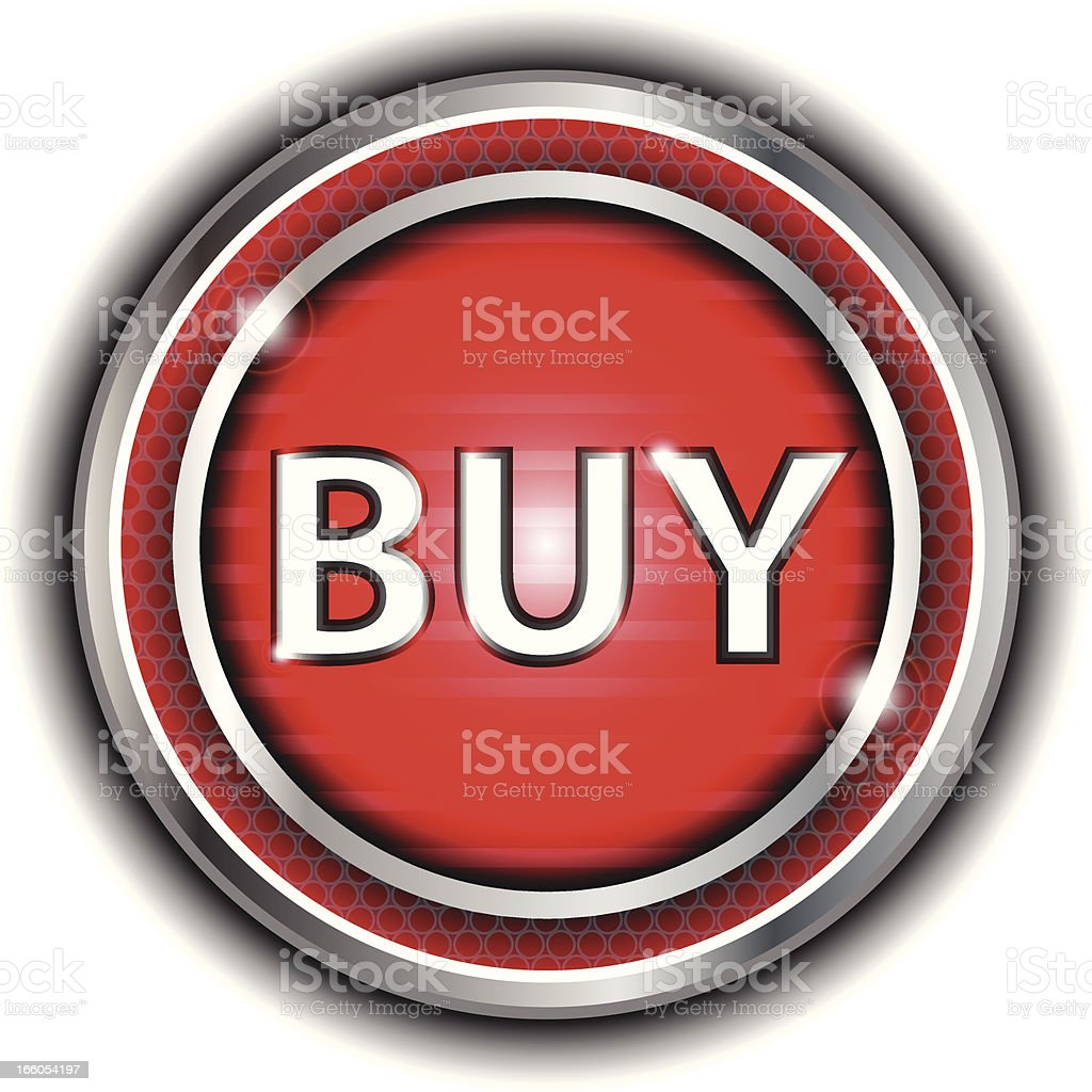 Buy Button royalty-free stock vector art