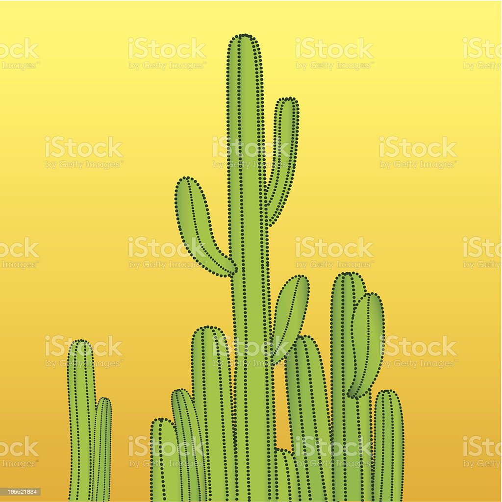cactus royalty-free stock vector art