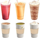 Cafe Beverages Collection
