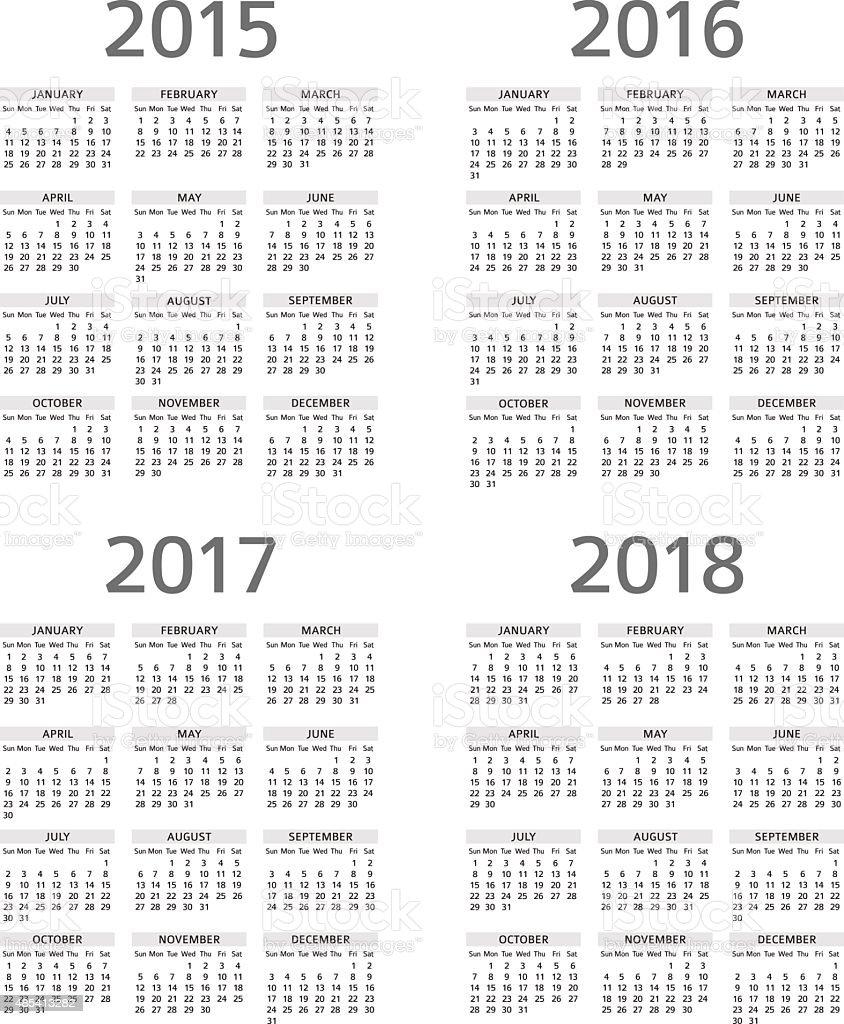 Календарь на март 2017-2018г