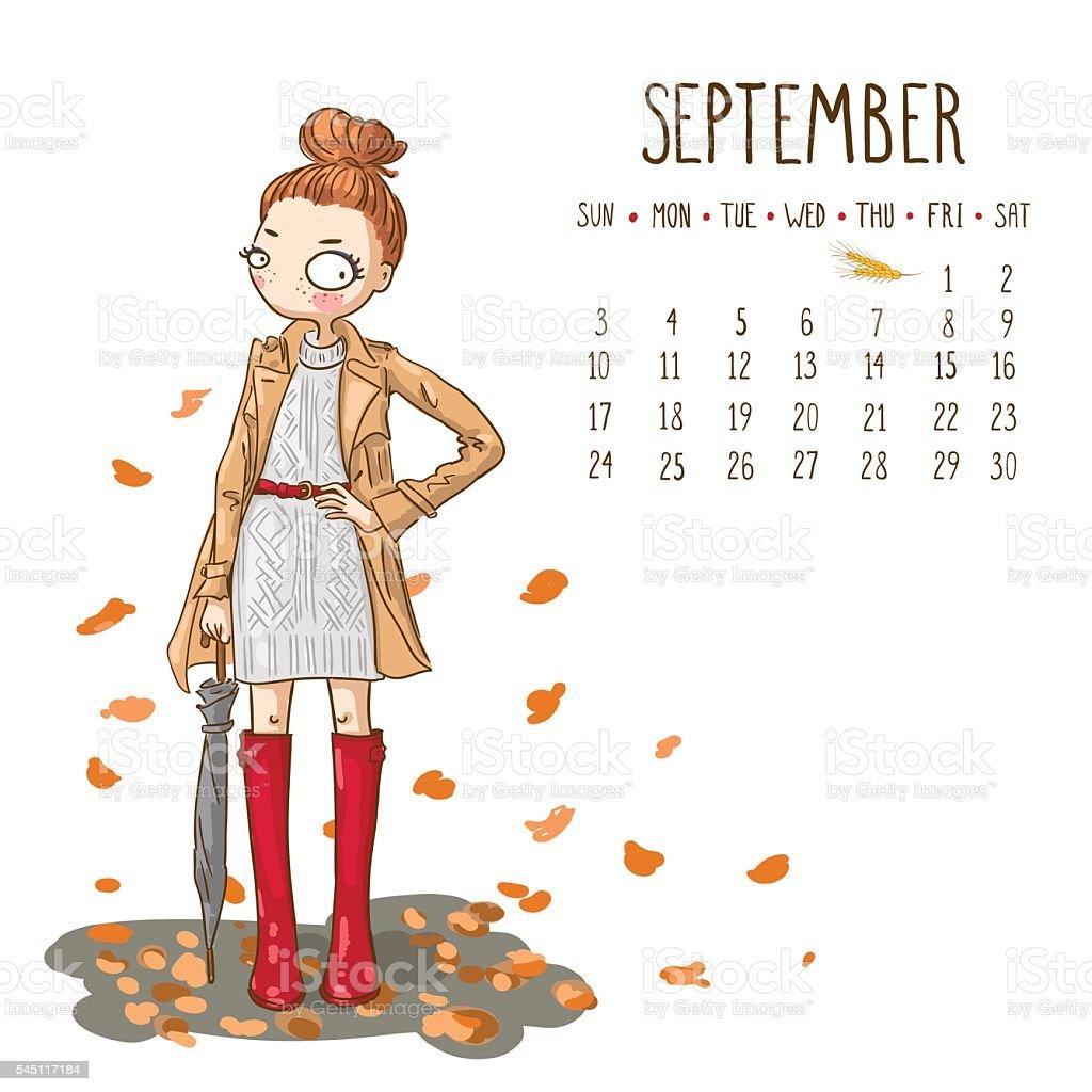 september-season-clipart