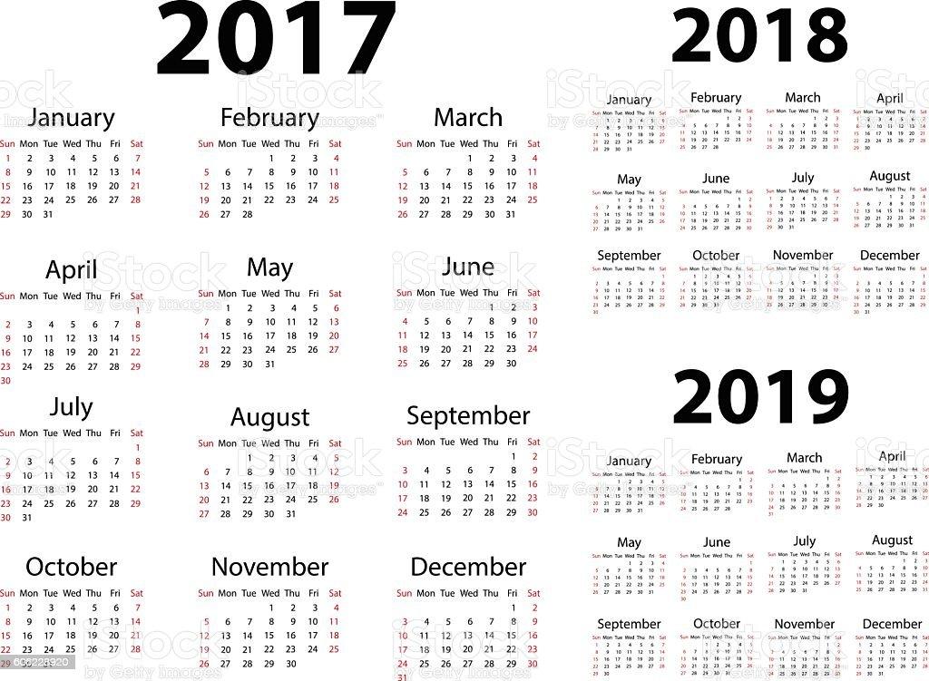Весенний календарь 2017