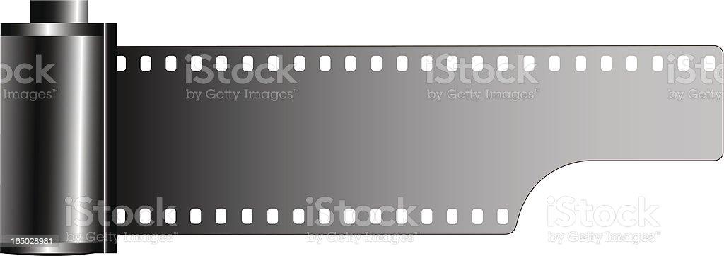 Camera Film royalty-free stock vector art