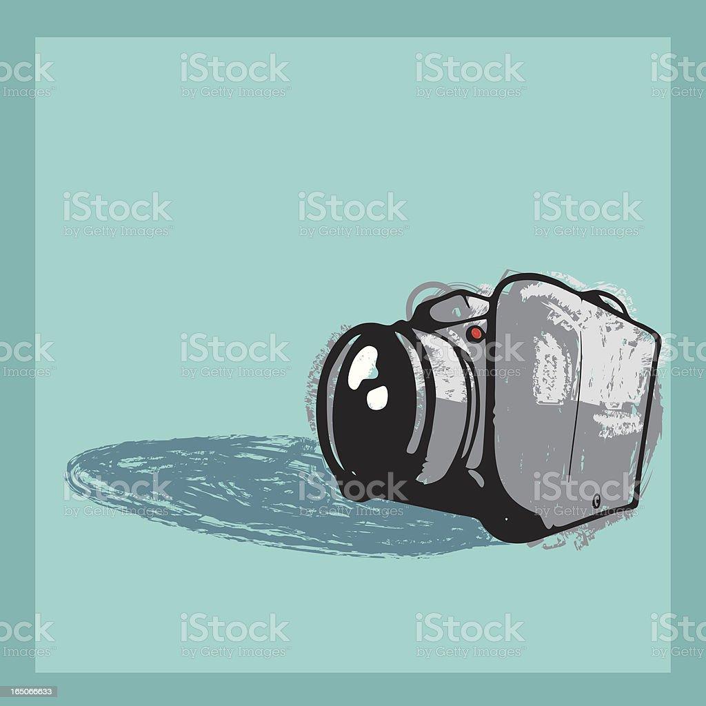 camera royalty-free stock vector art