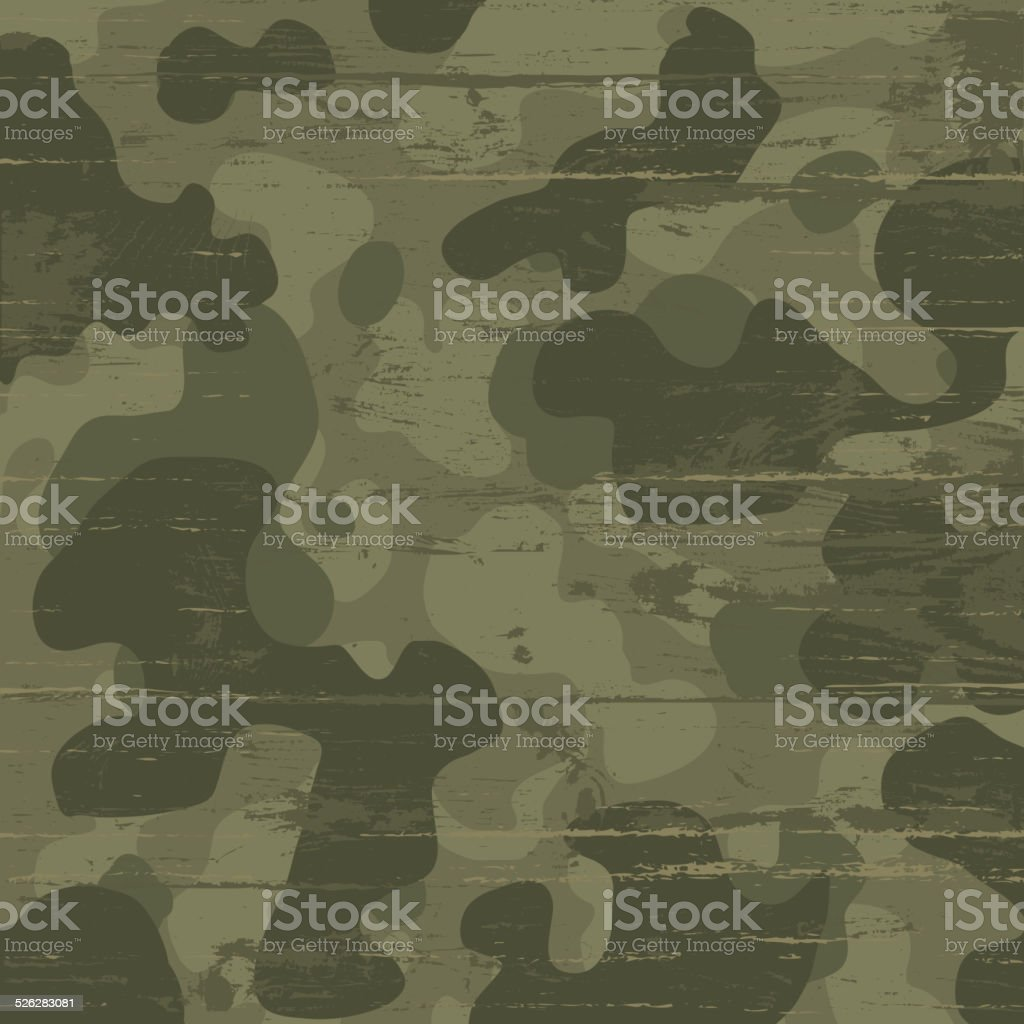 Camouflage military background. Vector illustration, EPS10 vector art illustration