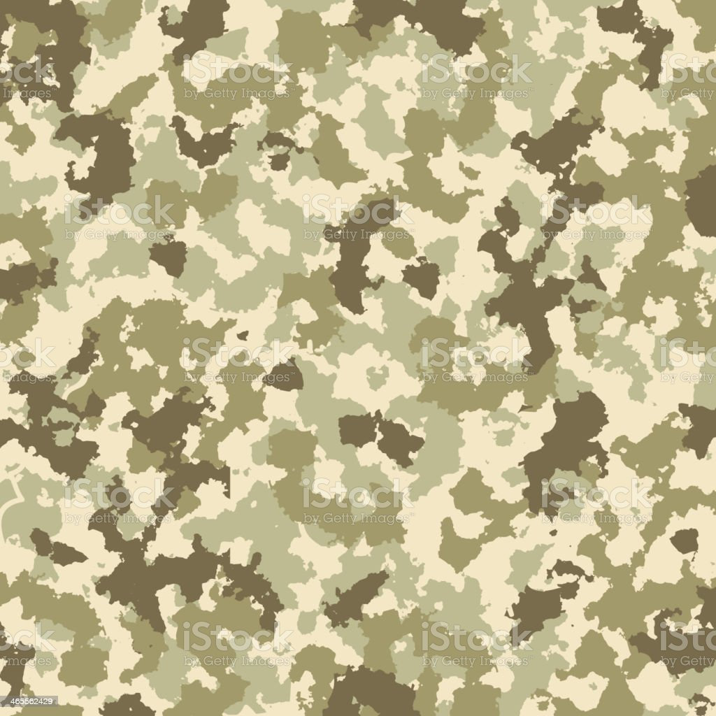 camouflage pattern vector art illustration