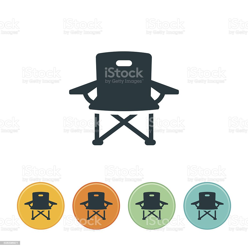 Folding Chair Clip Art Vector Images Amp Illustrations Istock