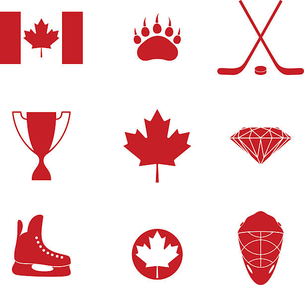 Canadian Symbol Clip Art, Vector Images & Illustrations ...