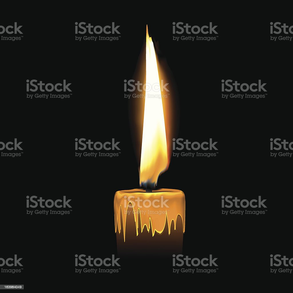 Image result for torch light in dark clipart