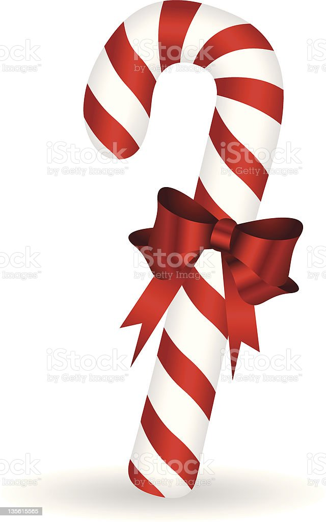 Candy Christmas royalty-free stock vector art