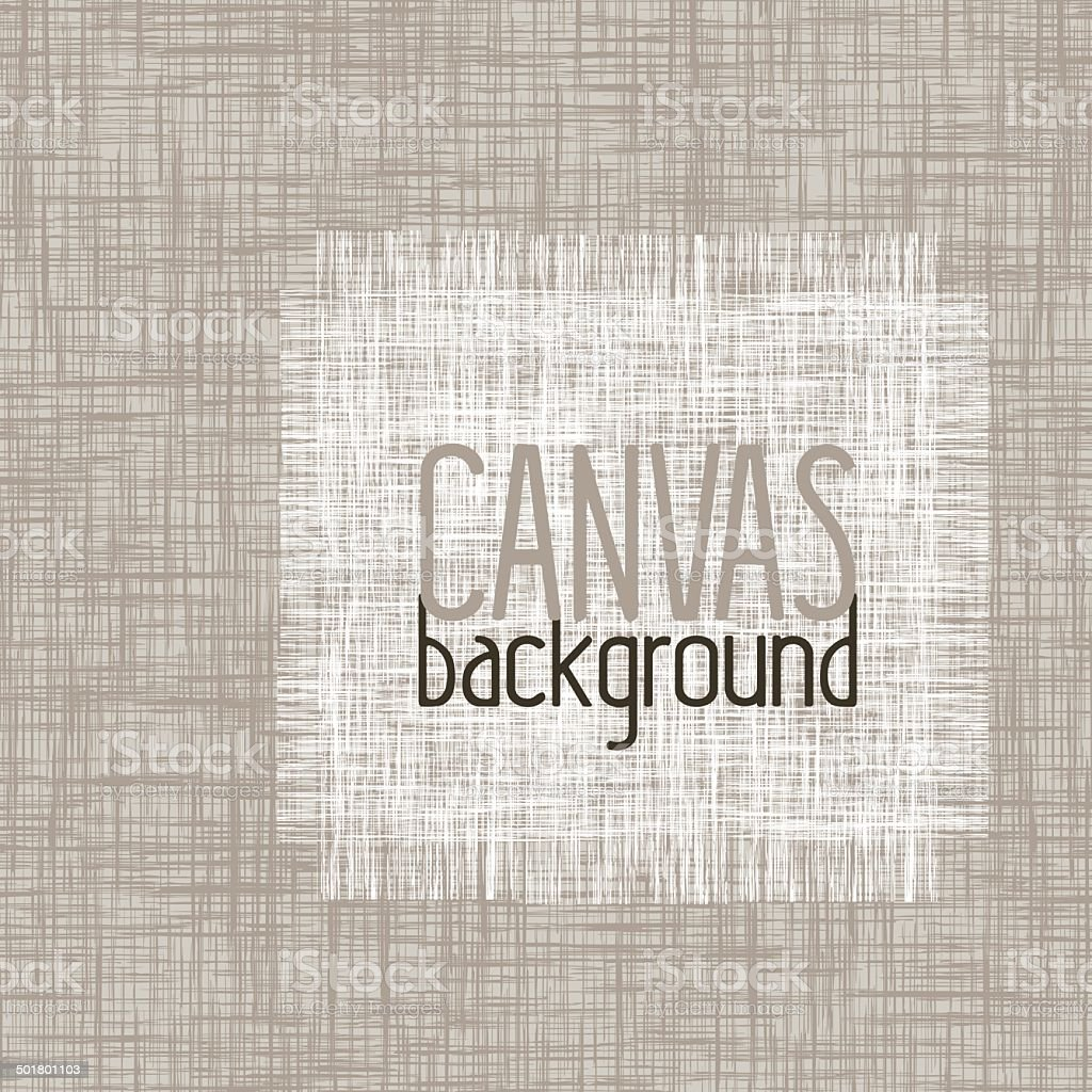 canvas background vector art illustration