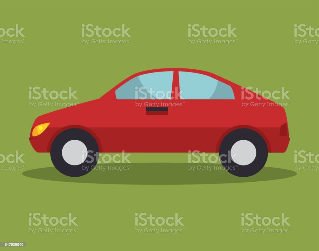 car transportation design vector illustration eps 10