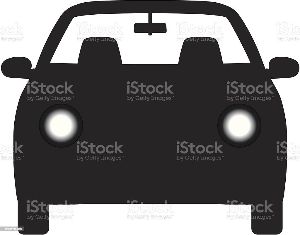 Car royalty-free stock vector art