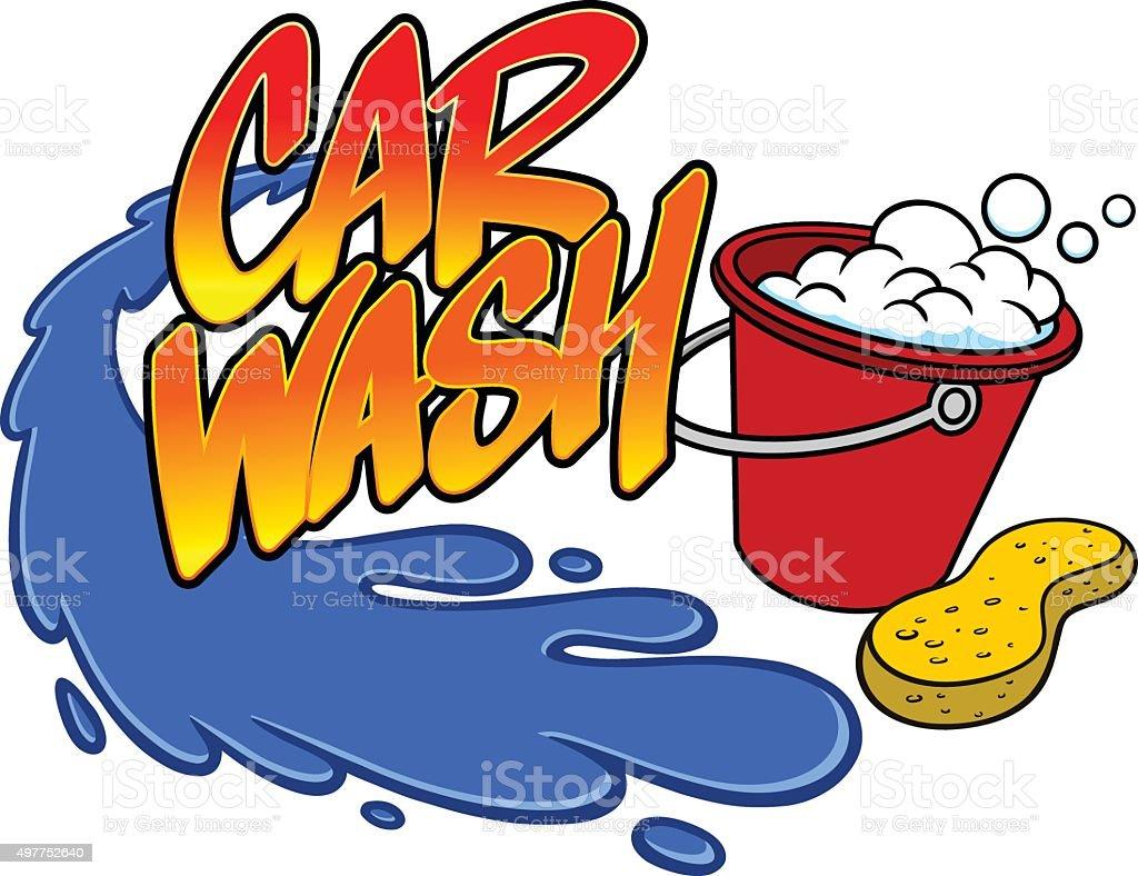 Car Wash Clipart  dothuytinh