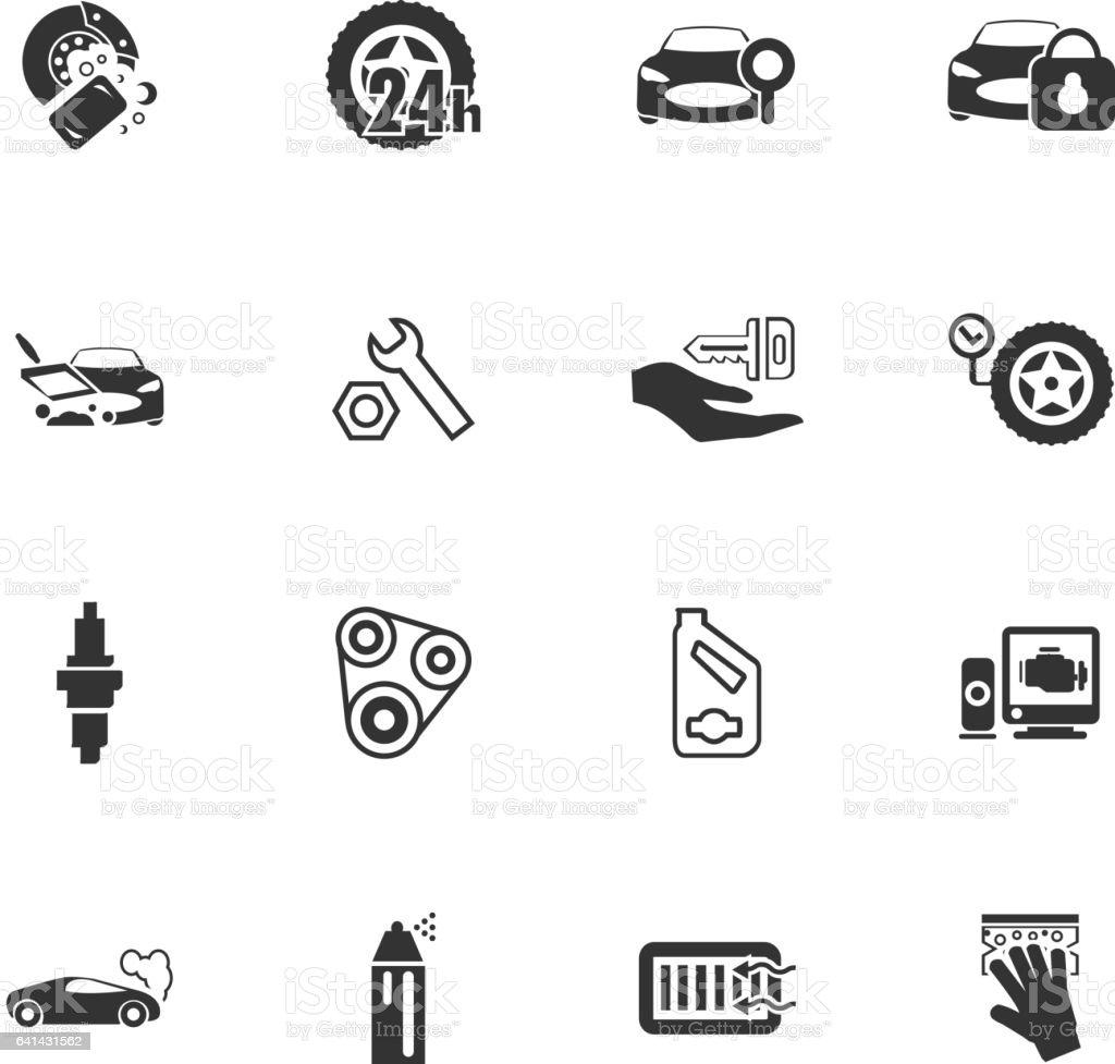 Car_shop_5 vector art illustration