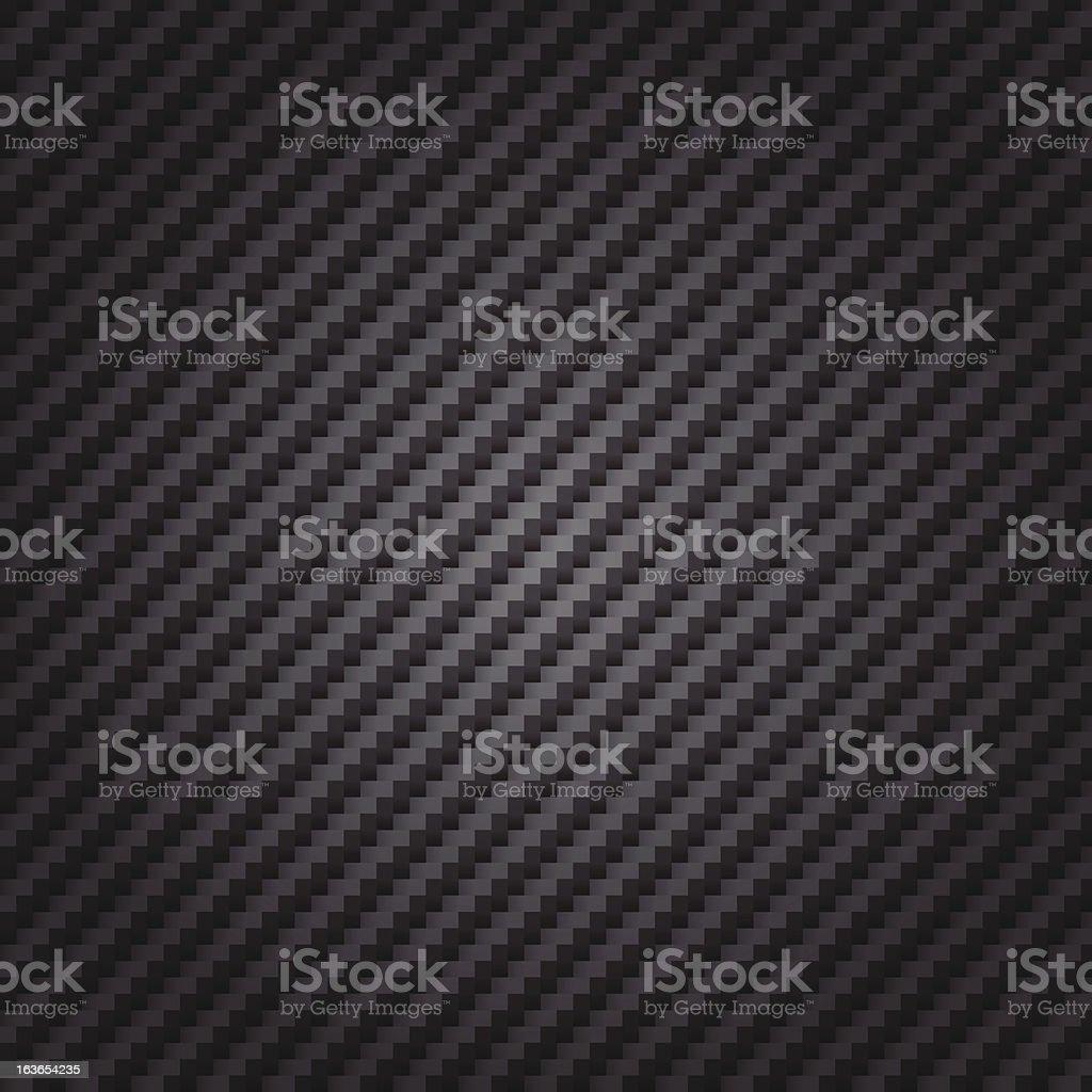 Carbon Fiber Texture Vector Illustrator. vector art illustration