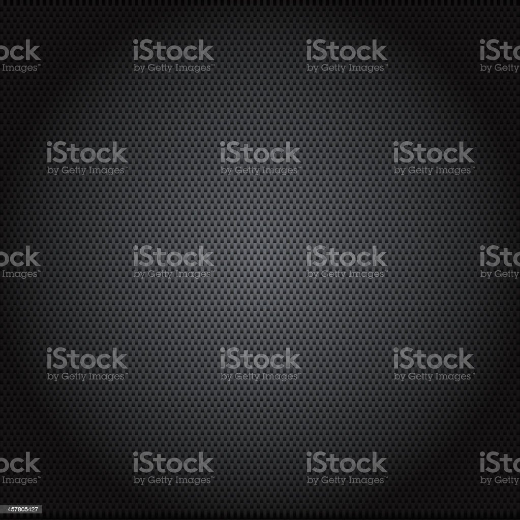 Carbon fiber vector background vector art illustration