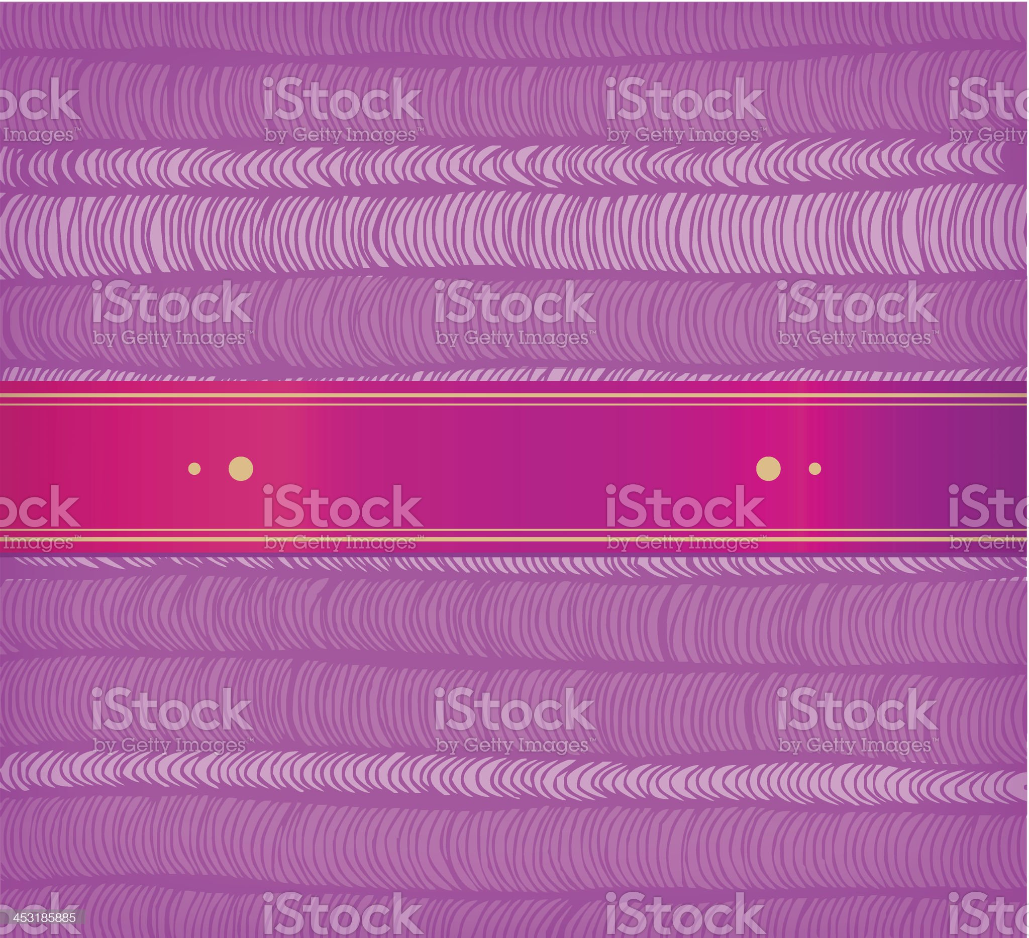 Card template with rows hand drawn horizontal folds royalty-free stock vector art