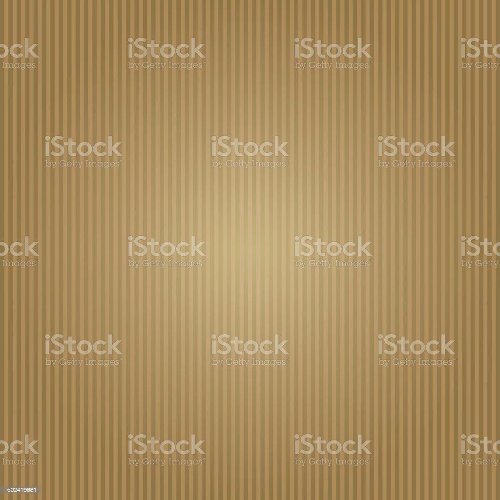 Cardboard teksture vector art illustration