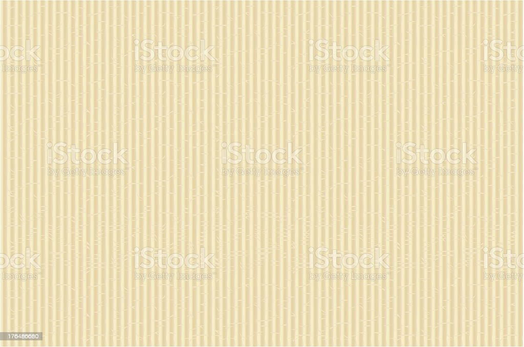 cardboard texture seamless Vector vector art illustration