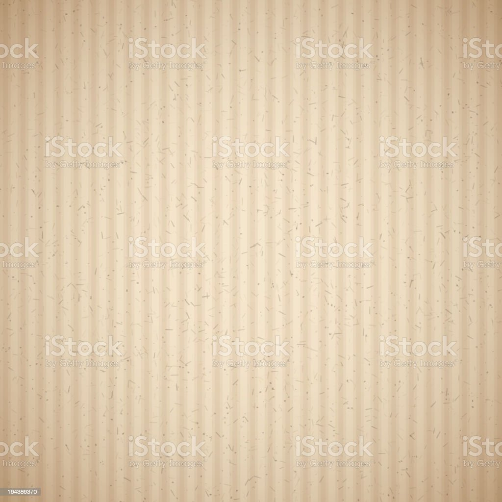 cardboard texture, vector eps 10 royalty-free stock vector art