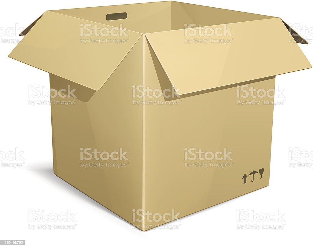 Carton royalty-free stock vector art