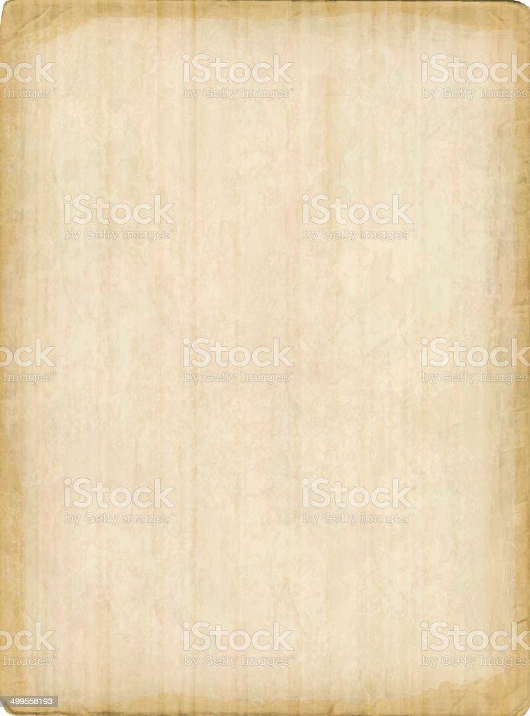 Cardboard Vector Texture Background vector art illustration