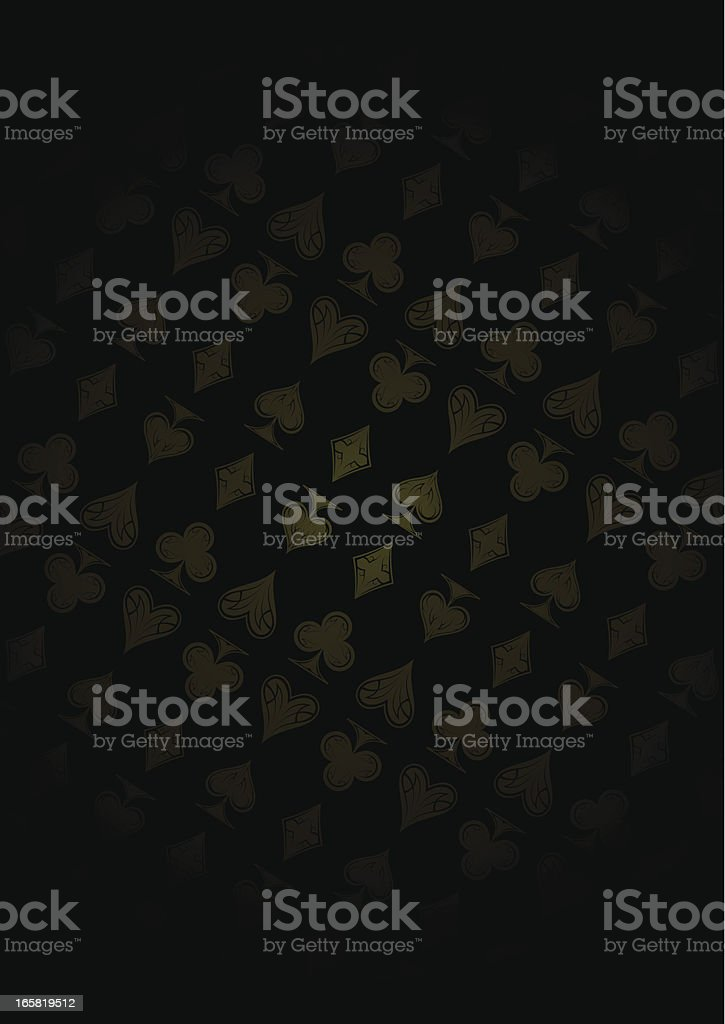 Cards background royalty-free stock vector art