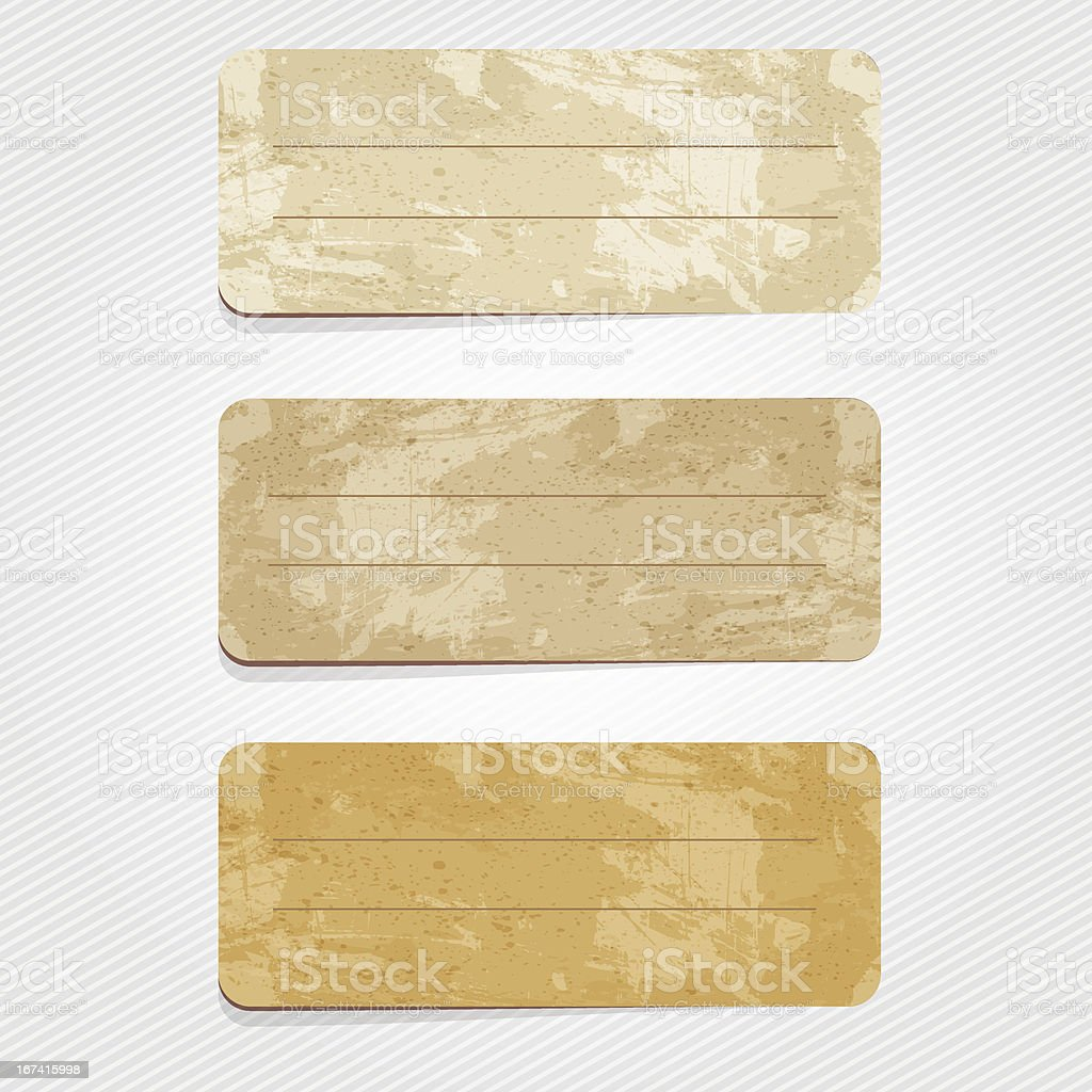 cards royalty-free stock vector art